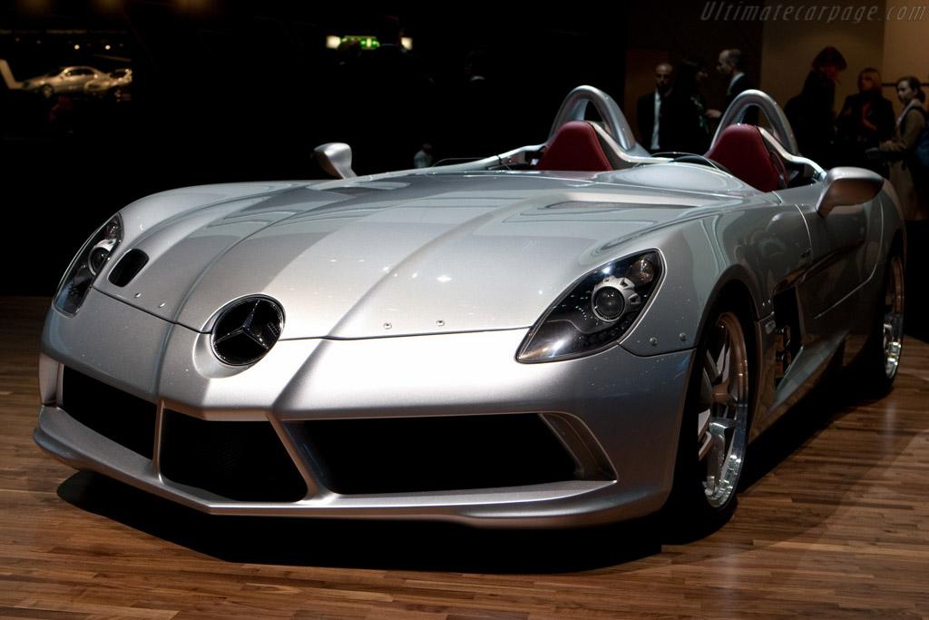 Slr Mclaren Stirling Moss Mercedes Benz Slr Mclaren