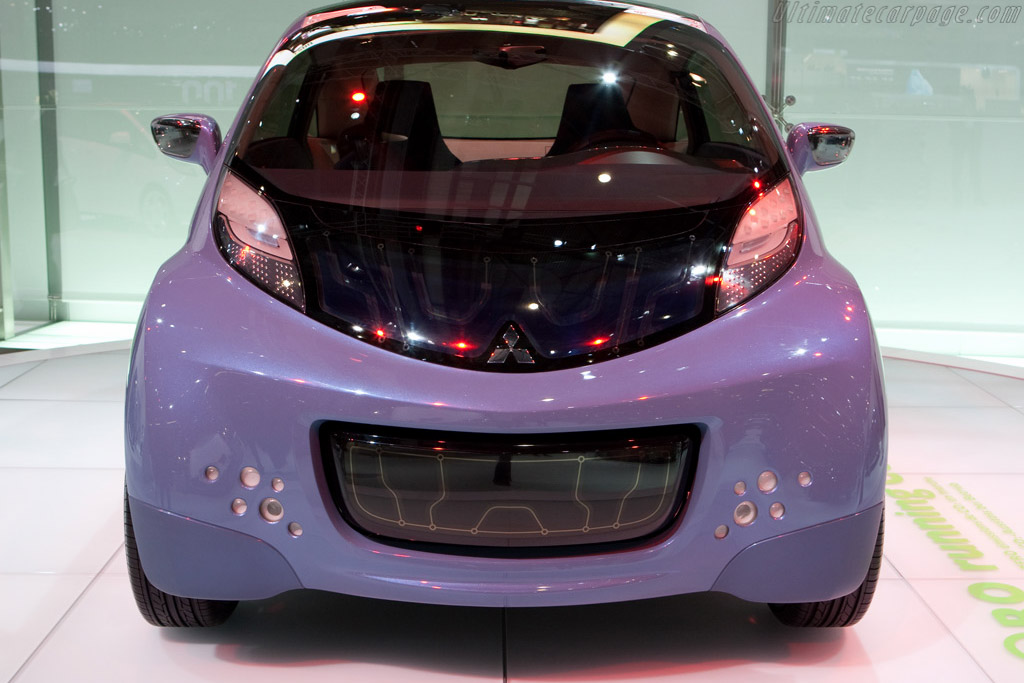 Mitsubishi i MIEV Sport Air concept    - 2009 Geneva International Motor Show
