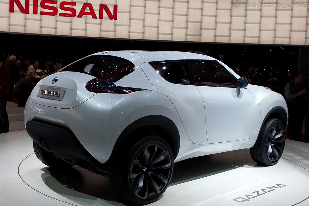 Nissan Qazana Concept    - 2009 Geneva International Motor Show
