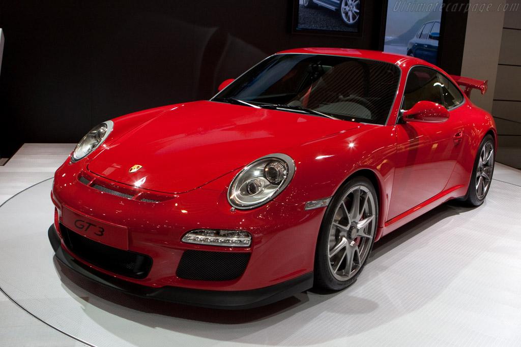 Porsche 997 GT3    - 2009 Geneva International Motor Show