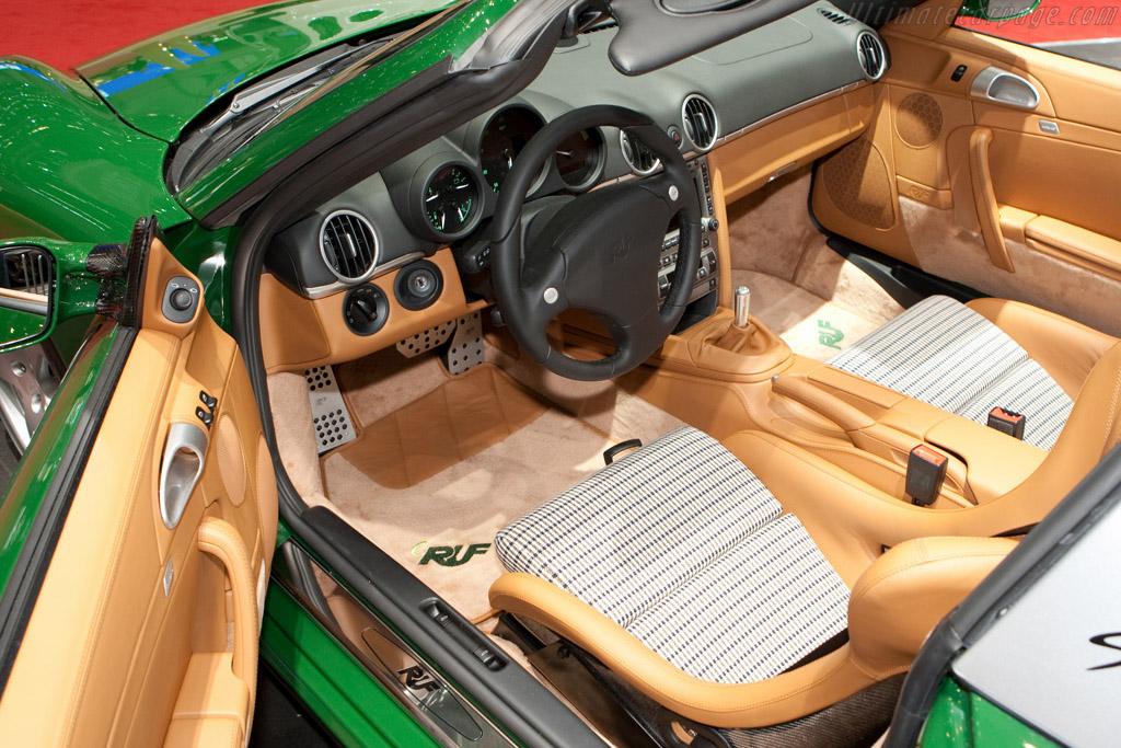 RUF Greenster    - 2009 Geneva International Motor Show