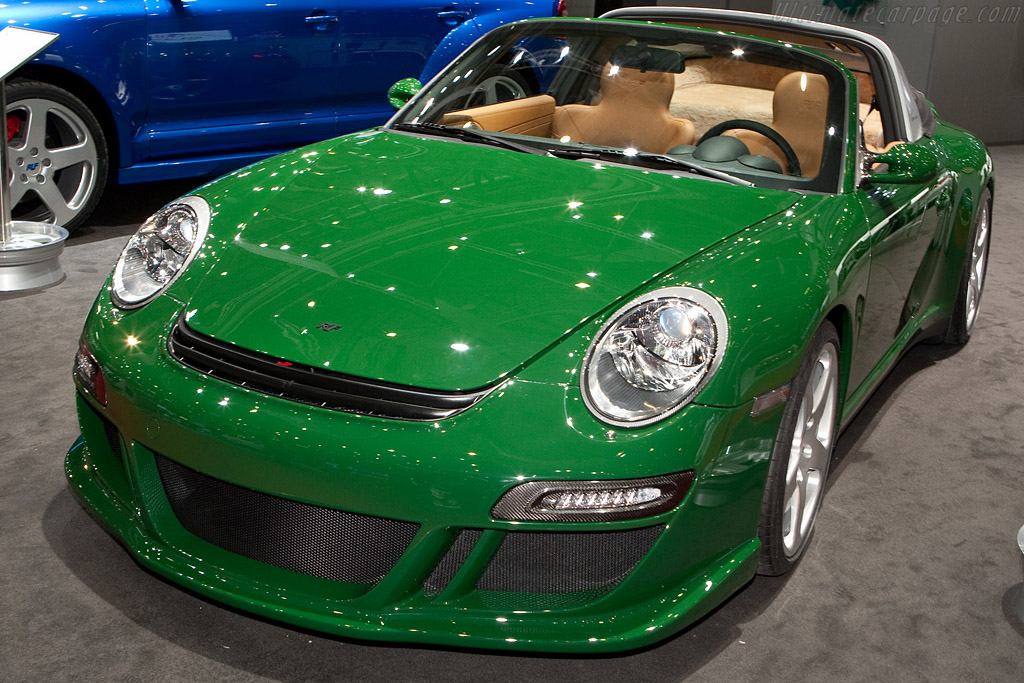 RUF Greenster    - 2009 Geneva International Motor Show
