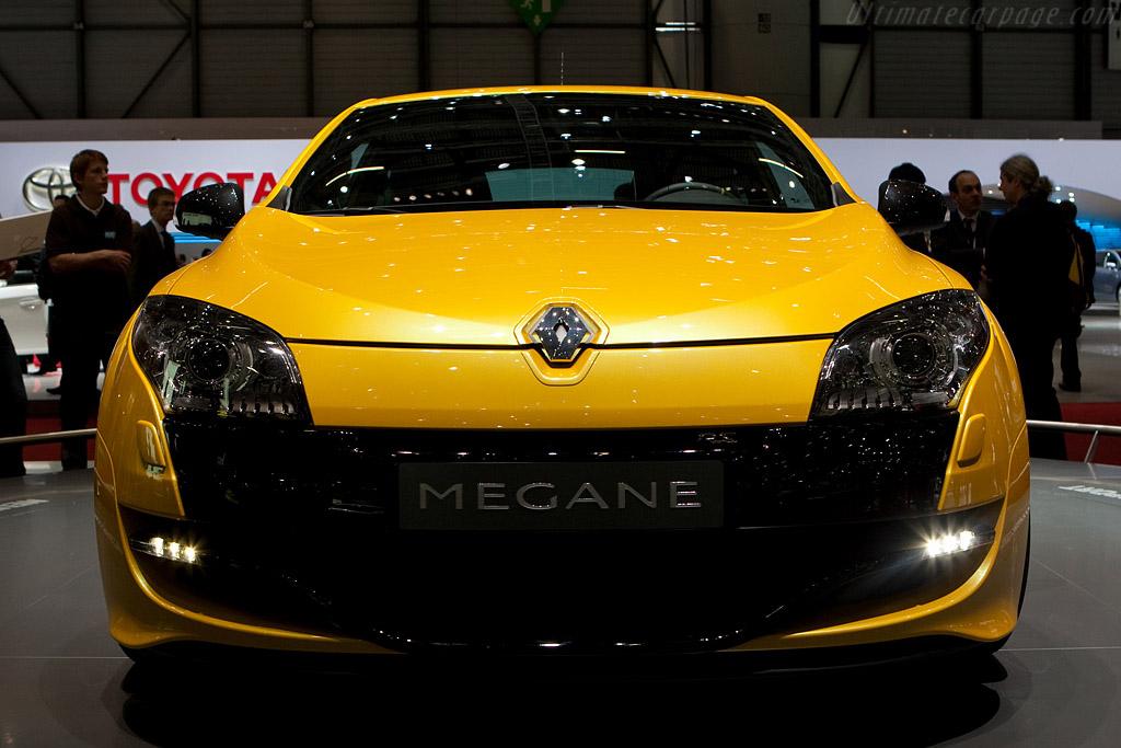 Renault Megane Sport    - 2009 Geneva International Motor Show