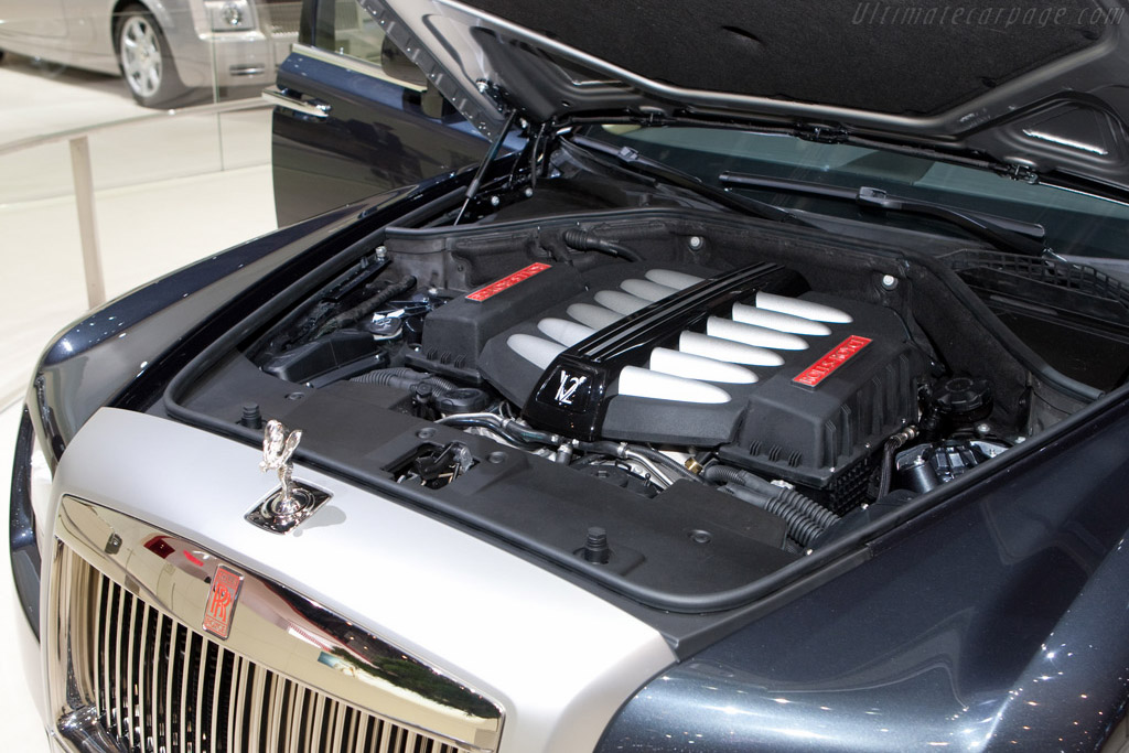 Rolls-Royce 200EX Concept    - 2009 Geneva International Motor Show