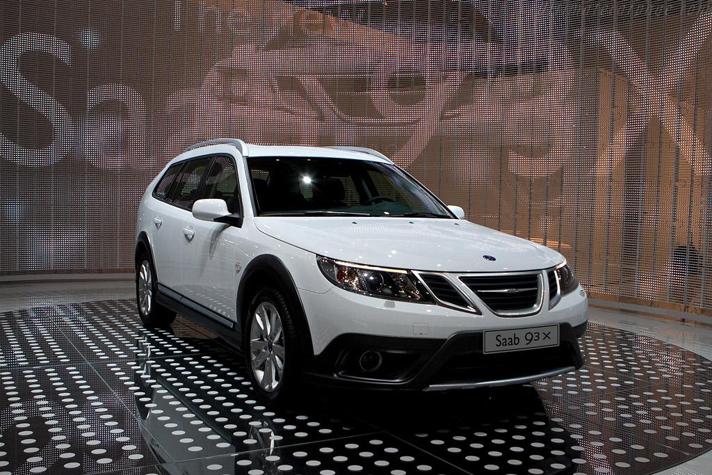 Saab 9-3X    - 2009 Geneva International Motor Show