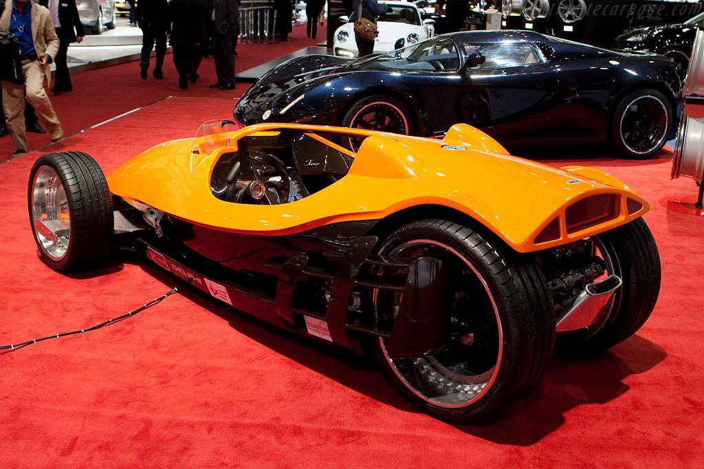 Sbarro    - 2009 Geneva International Motor Show