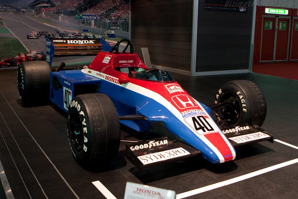 Spirit S201C Honda    - 2009 Geneva International Motor Show