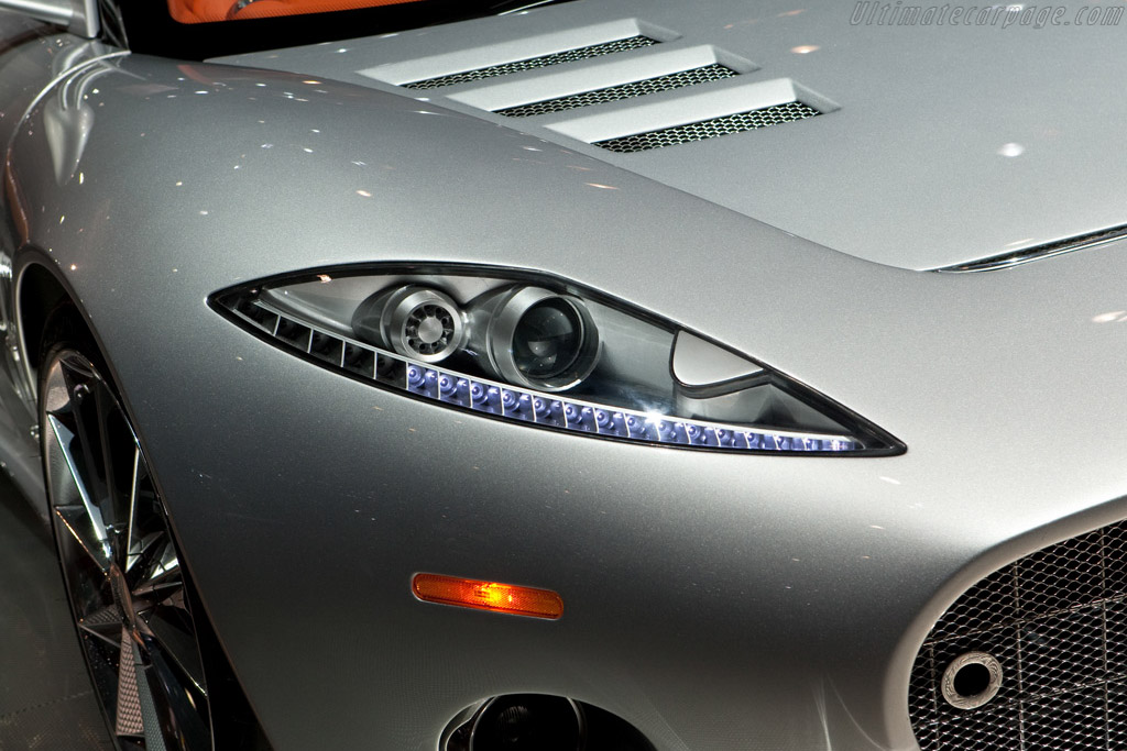 Spyker C8 Aileron    - 2009 Geneva International Motor Show