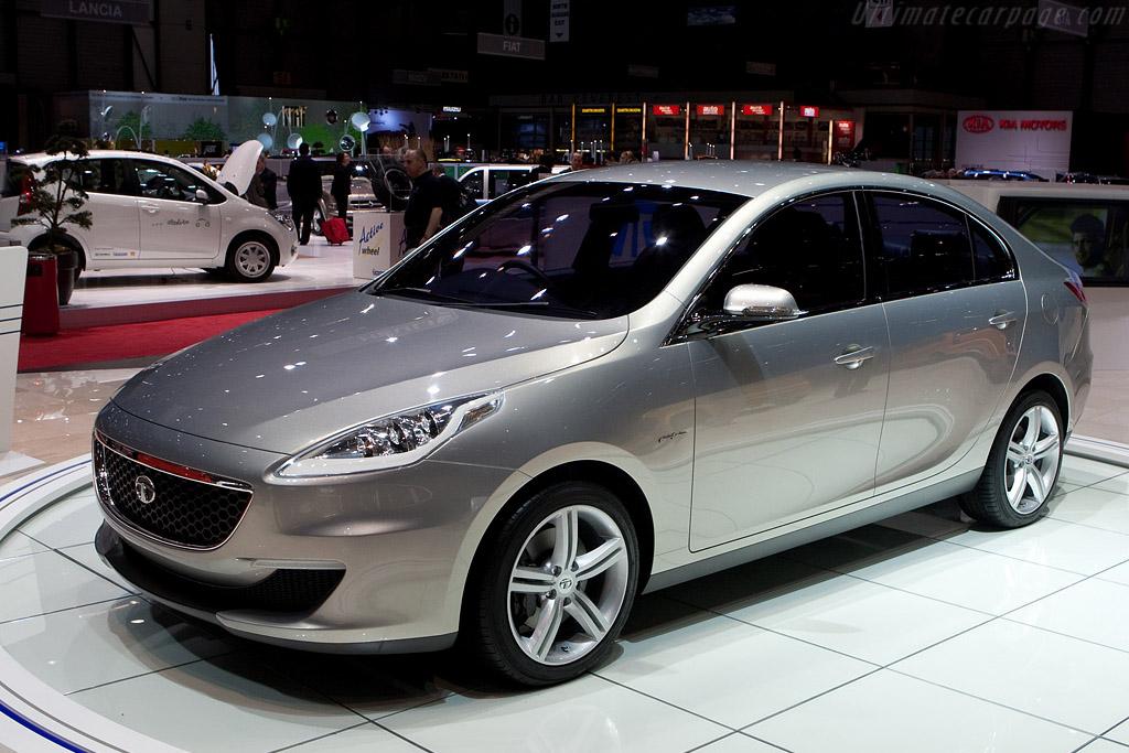 Tata Prima    - 2009 Geneva International Motor Show