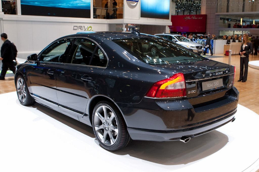 Volvo S80    - 2009 Geneva International Motor Show