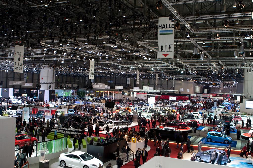 Welcome to Geneva    - 2009 Geneva International Motor Show