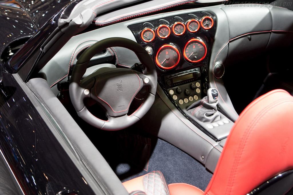 Wiesmann MF4 Roadster    - 2009 Geneva International Motor Show