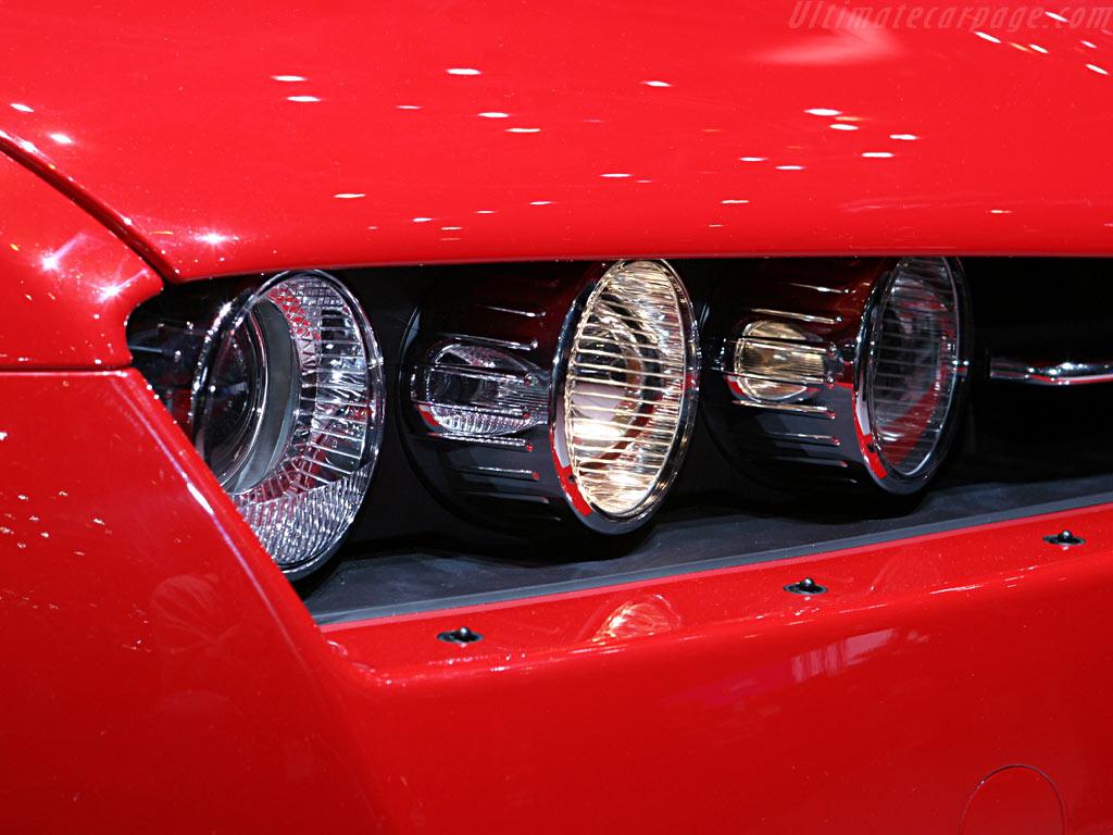 Alfa Romeo Spider    - 2006 Geneva International Motor Show
