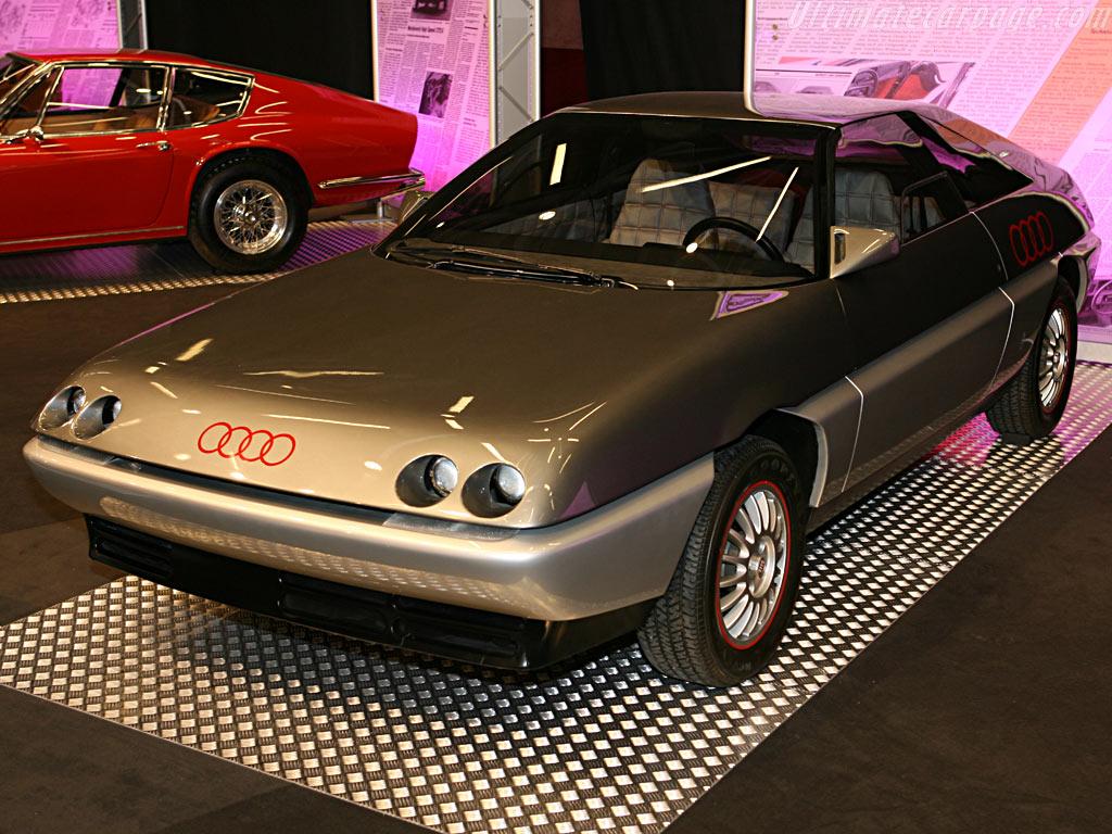 Audi Quartz    - 2006 Geneva International Motor Show
