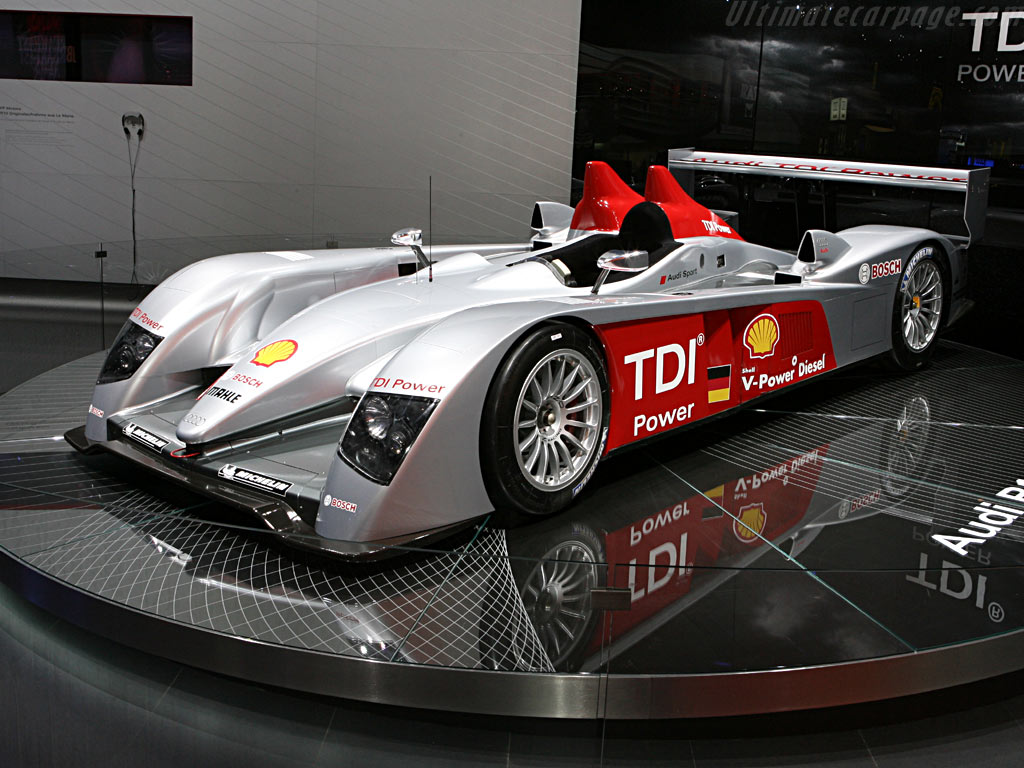 Audi R10    - 2006 Geneva International Motor Show