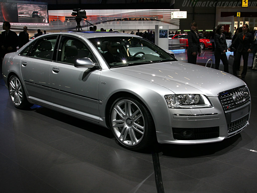 Audi S8    - 2006 Geneva International Motor Show