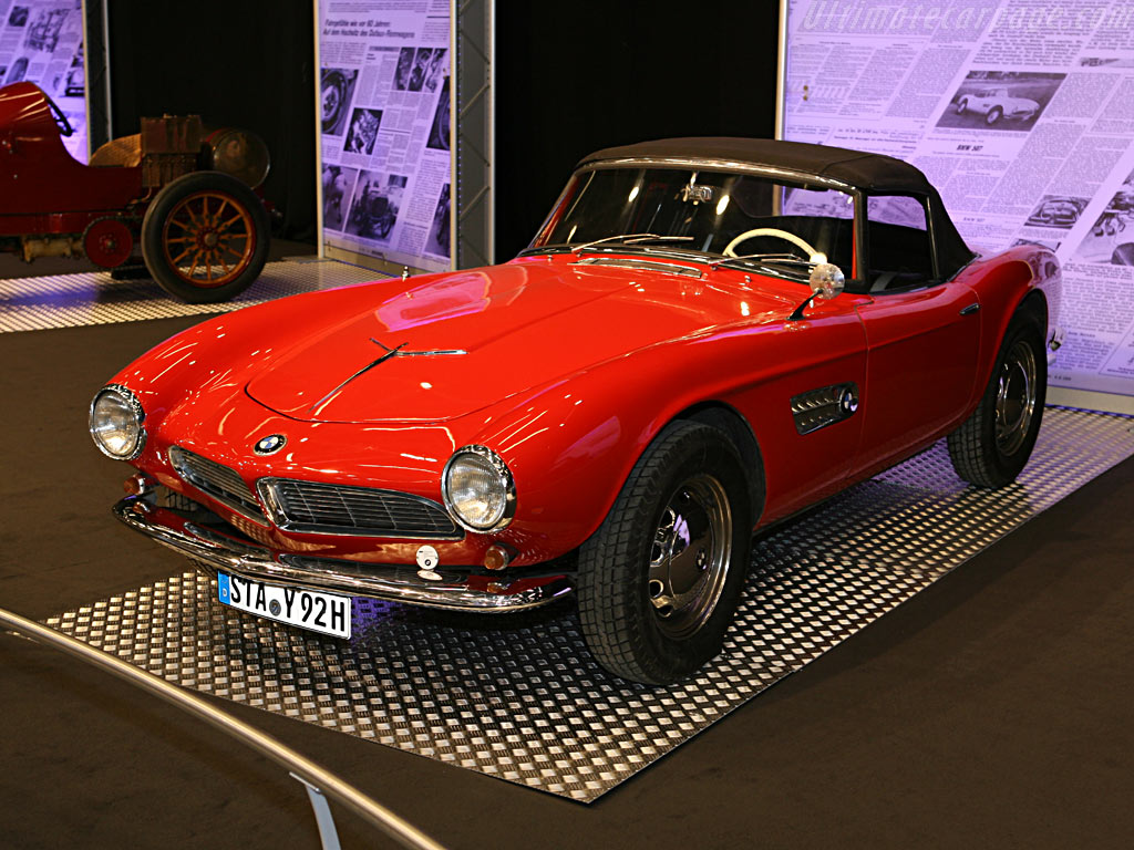 BMW 507 Roadster    - 2006 Geneva International Motor Show