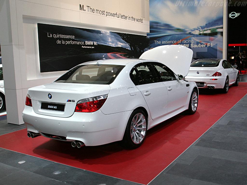 BMW M5    - 2006 Geneva International Motor Show