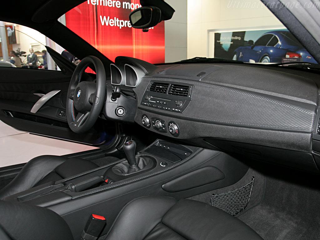 BMW Z4 M Coupe    - 2006 Geneva International Motor Show