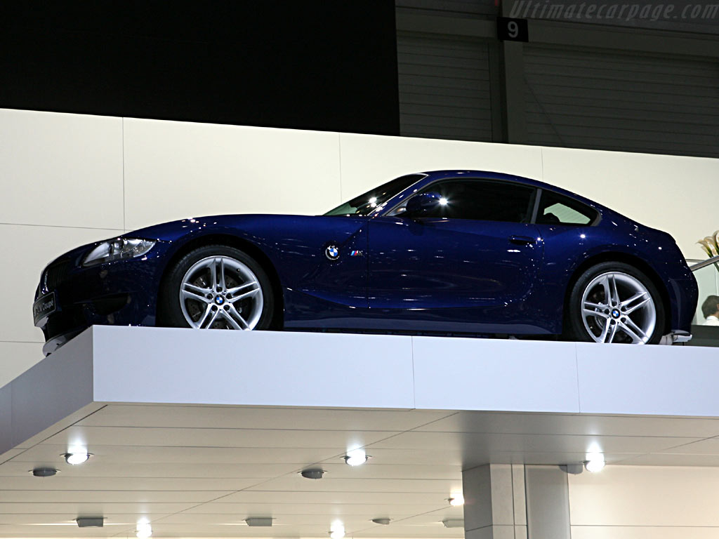 BMW Z4 M Coupe    - 2006 Geneva International Motor Show