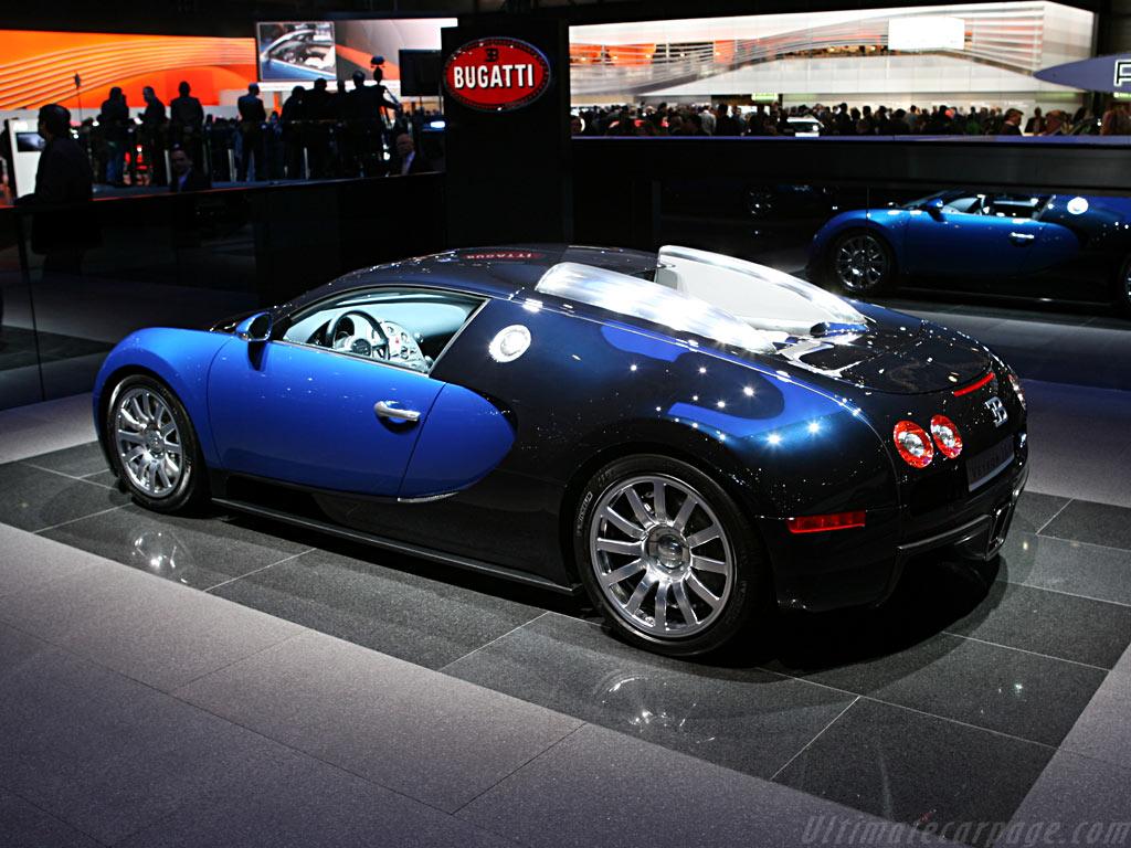 Bugatti 16.4 Veyron - Chassis: VF9SA15B06M795005   - 2006 Geneva International Motor Show