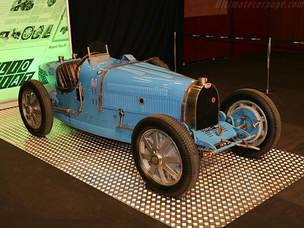 Bugatti Type 51 - Chassis: 51125   - 2006 Geneva International Motor Show