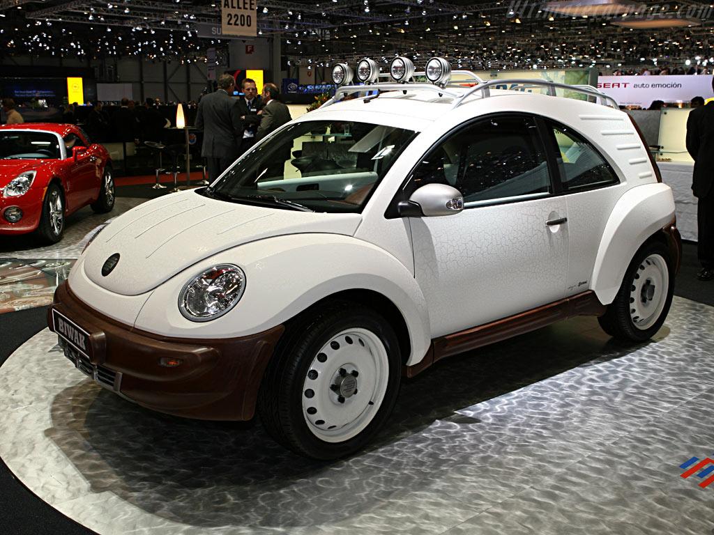 Edag Biwak Concept    - 2006 Geneva International Motor Show
