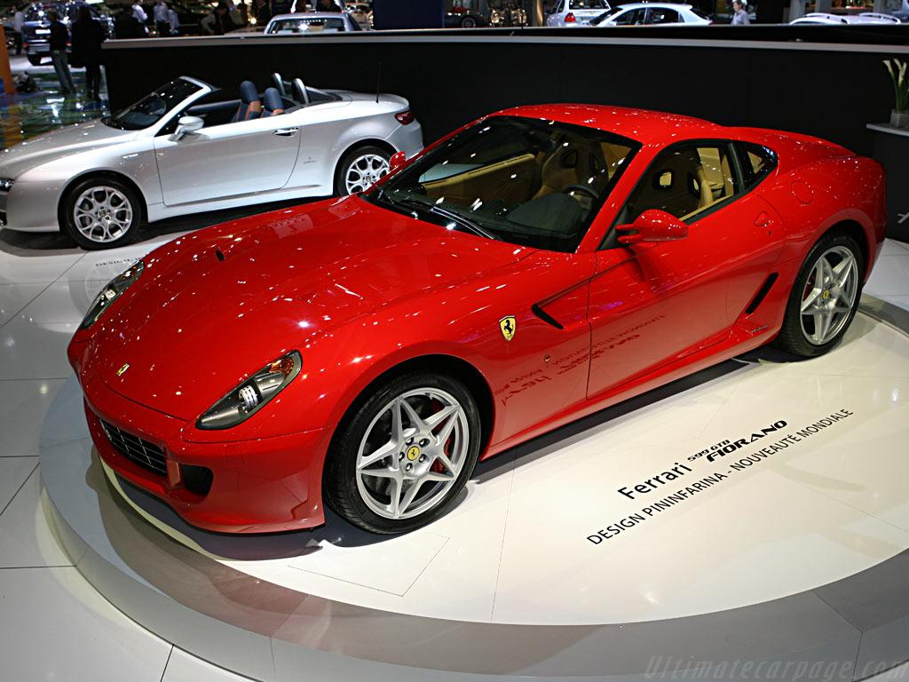 Ferrari 599 GTB Fiorano    - 2006 Geneva International Motor Show