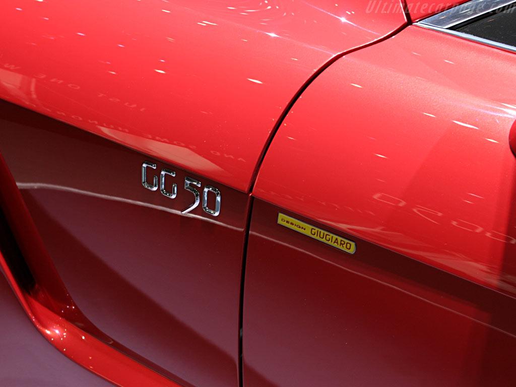 Ferrari GG50 Concept    - 2006 Geneva International Motor Show