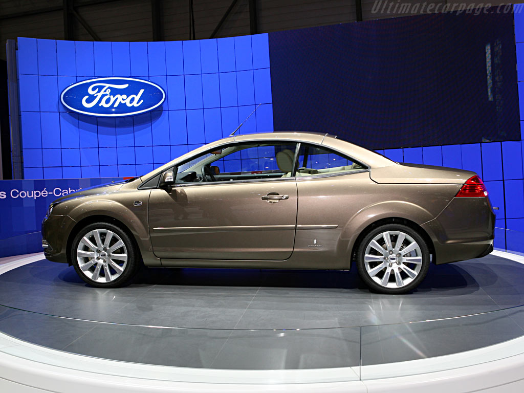 Ford Focus Convertible Coupe    - 2006 Geneva International Motor Show