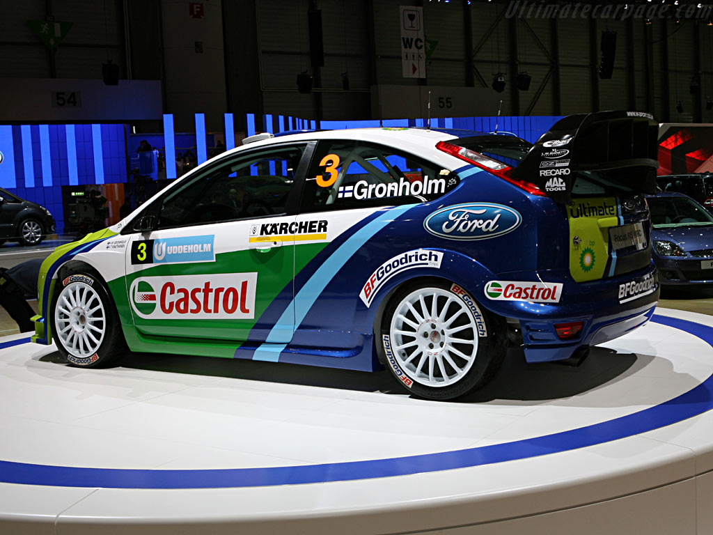 Ford Focus Show Car