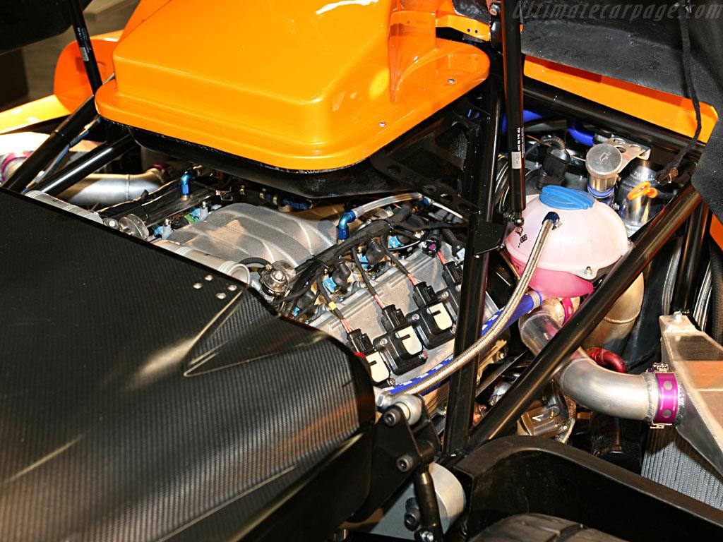 Gumpert Apollo    - 2006 Geneva International Motor Show