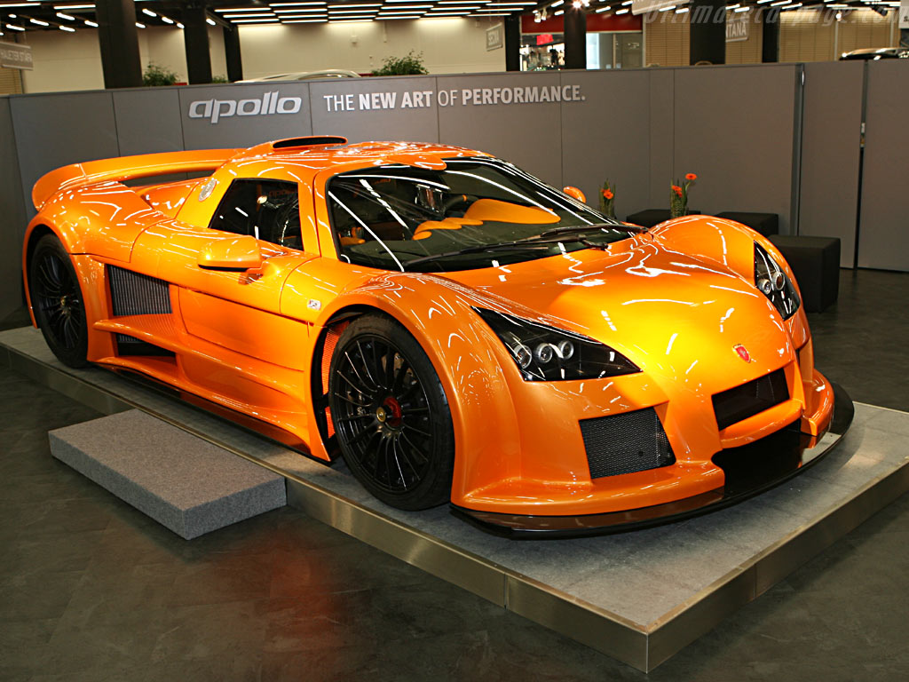 Gumpert Apollo    - 2006 Geneva International Motor Show