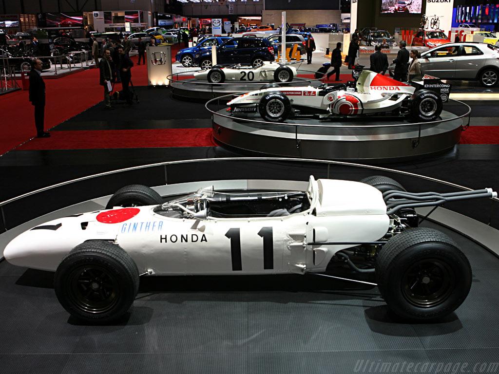Honda F1    - 2006 Geneva International Motor Show