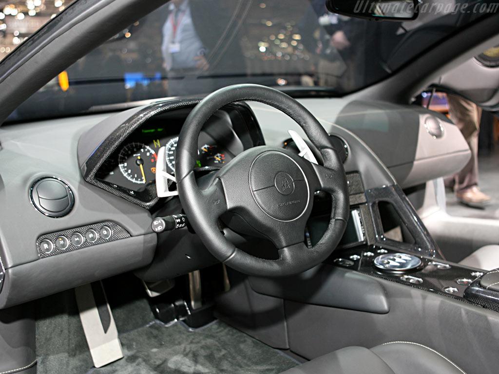 Lamborghini Murcielago LP640    - 2006 Geneva International Motor Show