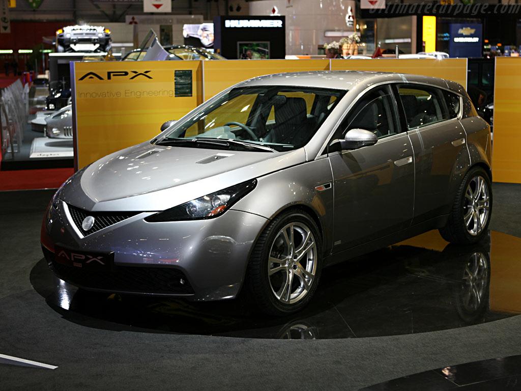 Lotus APX Concept    - 2006 Geneva International Motor Show
