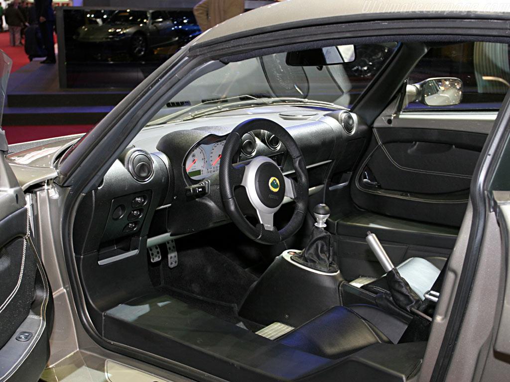 Lotus Europa S    - 2006 Geneva International Motor Show