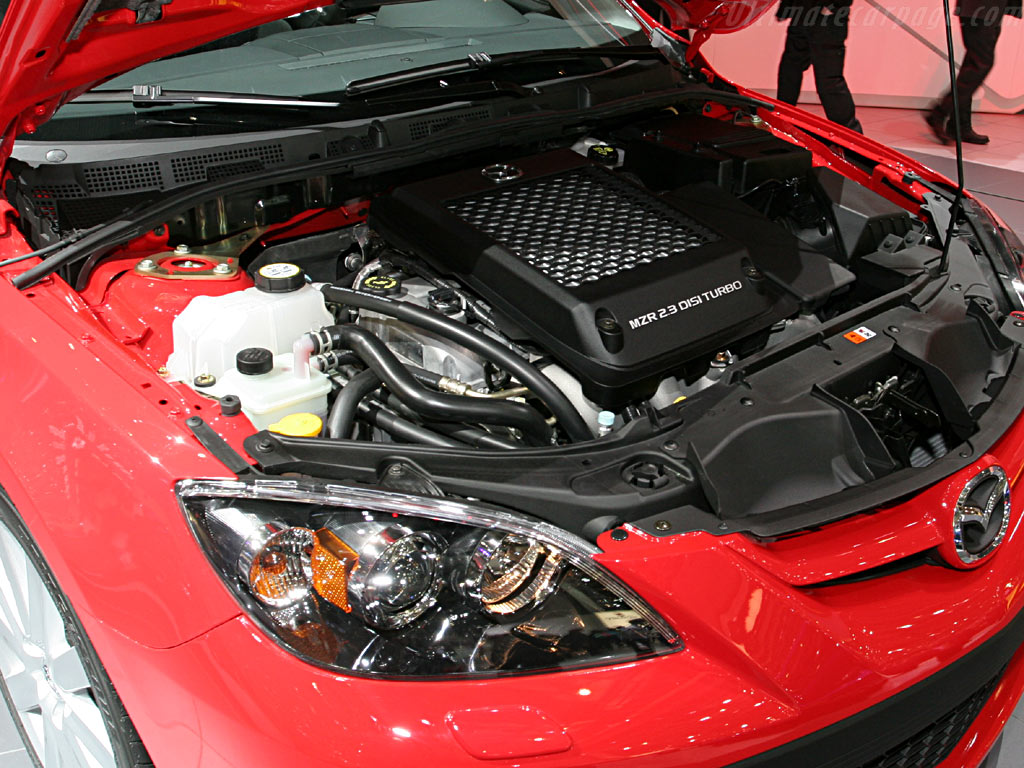 Mazda 3 MPS    - 2006 Geneva International Motor Show