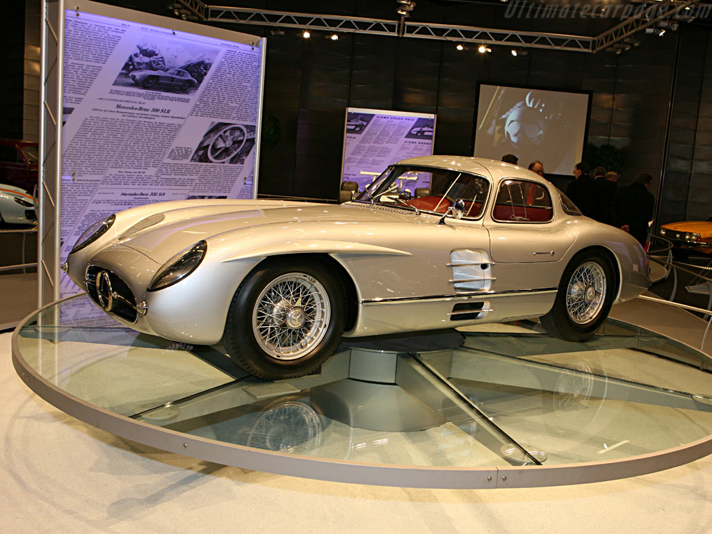 Mercedes-Benz 300 SLR Coupe - Chassis: 00008/55   - 2006 Geneva International Motor Show