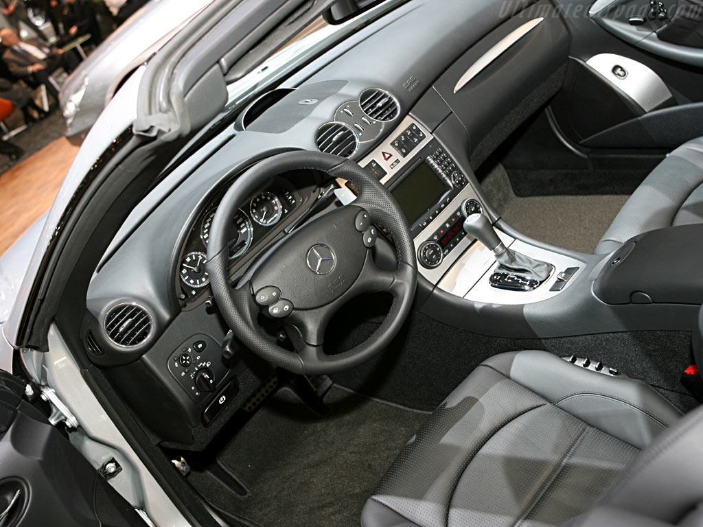 Mercedes-Benz CLK 63 AMG Cabriolet    - 2006 Geneva International Motor Show