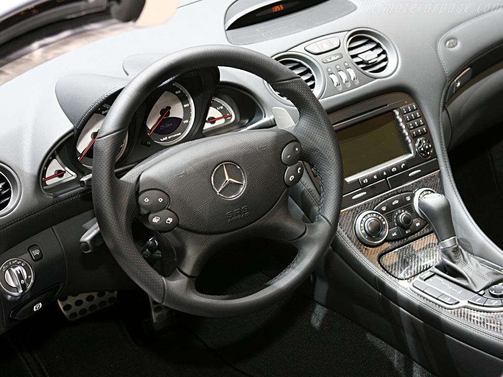 Mercedes-Benz SL 65 AMG    - 2006 Geneva International Motor Show
