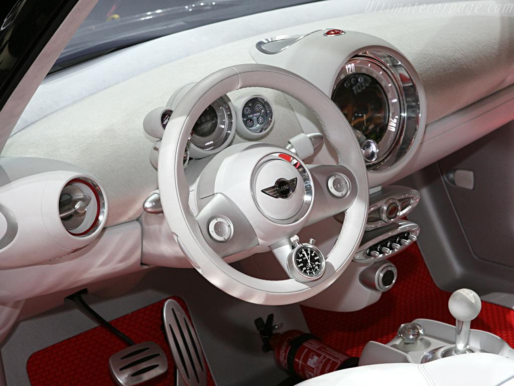 Mini Concept Geneva    - 2006 Geneva International Motor Show