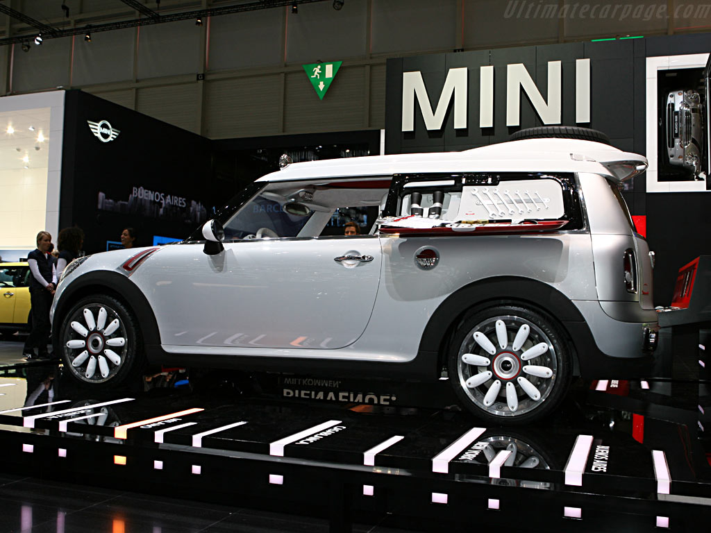 Mini Concept Geneva    - 2006 Geneva International Motor Show