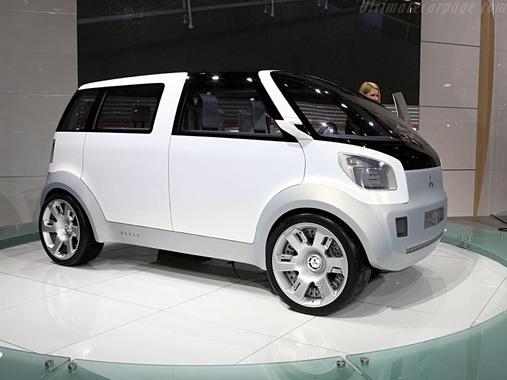 Mitsubishi Concept EZ-MIEV    - 2006 Geneva International Motor Show