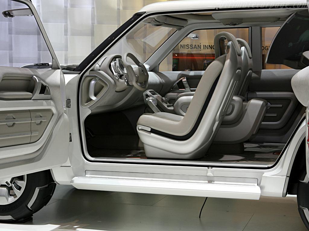Nissan Terranaut Concept    - 2006 Geneva International Motor Show