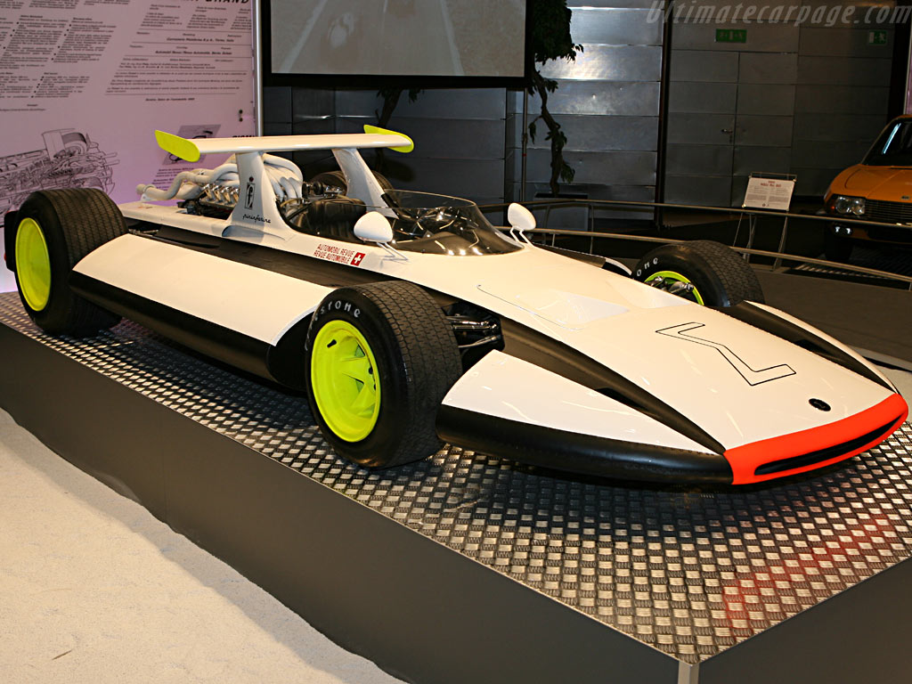 Pininfarina Sigma Concept    - 2006 Geneva International Motor Show