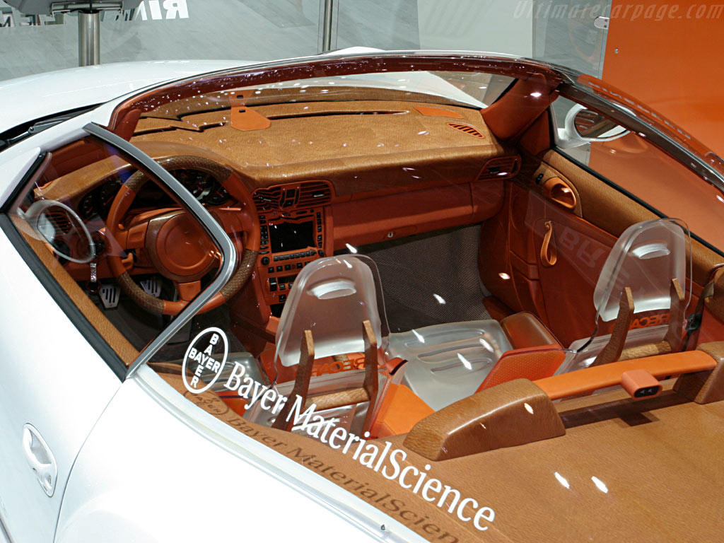 Rinspeed zaZen Concept    - 2006 Geneva International Motor Show