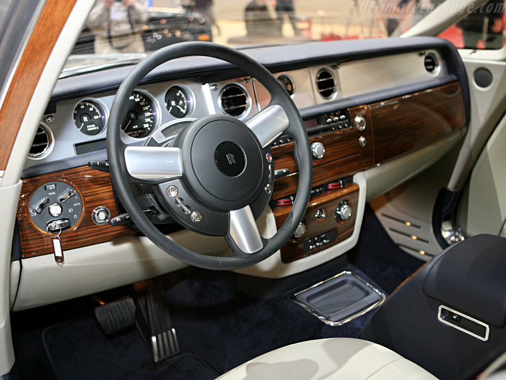 Rolls-Royce 101EX    - 2006 Geneva International Motor Show