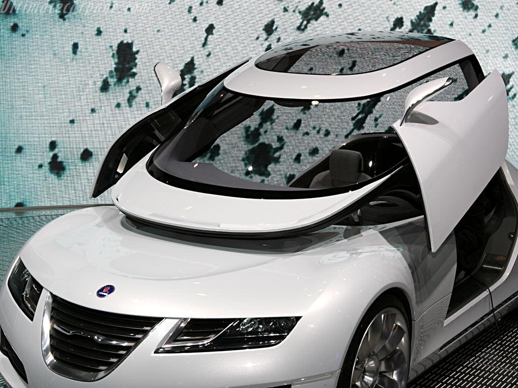 Saab Aero X Concept    - 2006 Geneva International Motor Show