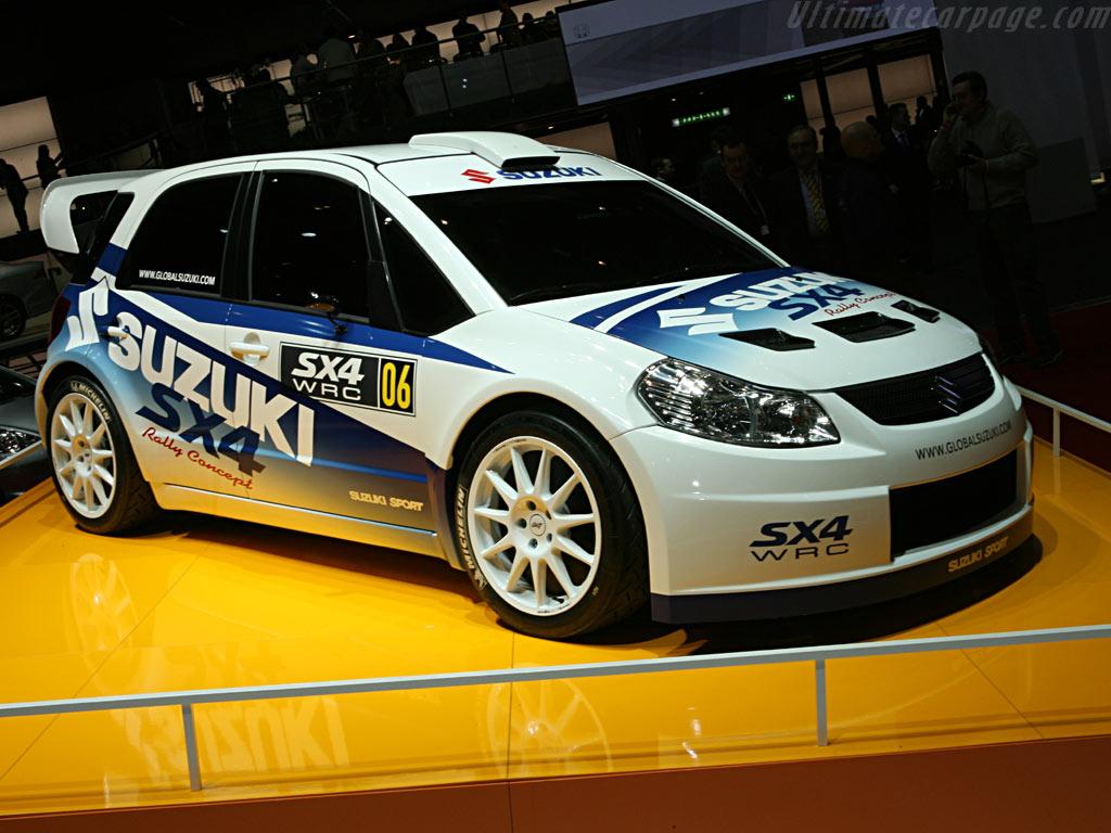 Suzuki Sx X Over